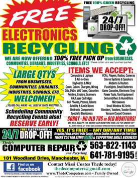 Thede's Computer Repair & Services